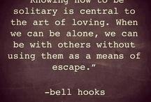 Bell Hooks / Critical theorist, writer, author - black woman