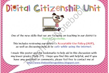 Digital Citizenship / by Tania Soal