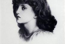 Pre Raphaelites Rosetti