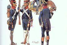 Uniformes napoléoniens français