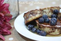 Early Meals / There is no better way to start your day than with a scrumptious breakfast!