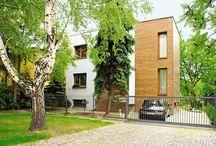 elewacja domu drewniana
