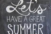 summertime / by Rita Monk