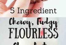 flourless n nonfried