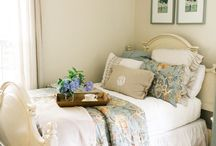 home | bedrooms / by Caitlin Sears