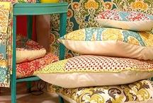 Beautiful Fabrics to use one day