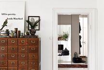 Hall & garderob