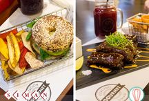 Lunch & Dine / by The Foodies' Kitchen