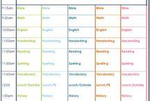 5th grade homeschool / Homeschool curriculum, schedules, and organization