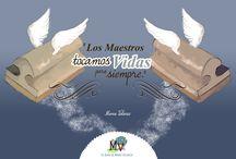 Ser maestro / http://elblogdemanuvelasco.blogspot.com.es/2013/09/los-maestros-tocamos-vidas-para-siempre.html