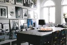Gallery Wall | Mutli-purpose room