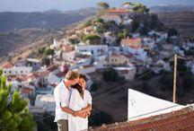 Wedding in Greece / Weddings in Greece. Wedding Photographer in Santorini - Mykonos - Crete - Greek islands