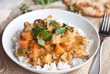 Chicken curry / Curry recipes