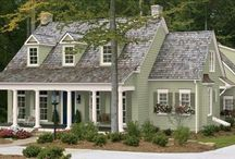Cape Cod Houses I Love / by Danice Gentle