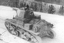 Italian tanks
