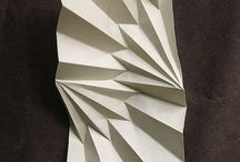 Paper folding and shapes