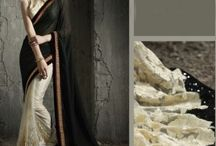 Lovely Sarees For Reception Wear