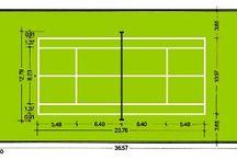 Dimensioni Tennis | Dimensioni Campi Sportivi