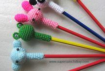 más ideas crochet