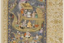 Akbarnama/book of akbar / Akbarnama is a biography of Mughal emperor Akbar. Abu'l-Fath Jalal-ud Muhammad Akbar (15 Oct 1542 - 27 Oct 1605) popularly known as Akbar the Great, son of Humayun and the third emperor  of the Mughal dynasty. He became king at the age of 13. He reigned from 1556-1605 AD