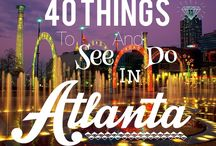 | do me- Atlanta bucket list | / Mainly- adventures, cocktails, outdoor patios / by Amanda