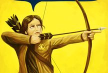 Hunger Games JPGS / by Marissa Kyser
