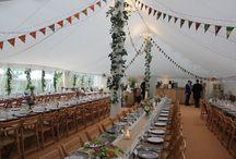 Jo's meadowy Midsummer Night's Dream wedding
