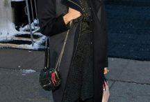 Street Fashion NY Celebs