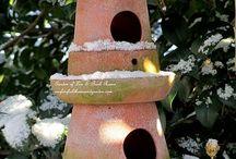 madáretető / birdhouse