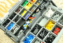 All things Lego