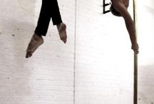Guy's can do it too! / The men of pole dance. =)