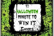 minute to win it Halloween