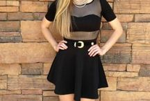Sugar Kyss Boutique @sugarkyssboutique / Dress / by Amy Bowen Scully