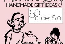 Holiday Fun: Mothers Day / I love my mom. Here are some ideas on how to make her day special