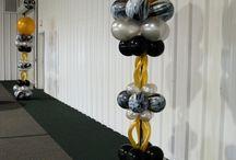 Balloon Columns / by MsBeauty Tippett-Cobb