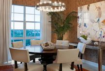 Slnečnice obývačka