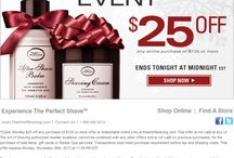 Cyber Monday & Black Friday Email Campaigns / Cyber Monday & Black Friday Email Campaigns