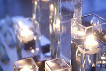 Tabel Decorating candels