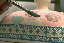 vídeo de ceramica