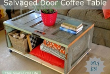 Architectural Salvage Ideas and Repurpose Things / by KK G