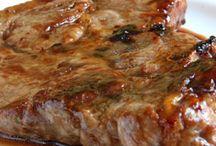 Pork Dishes / Pork Recipes