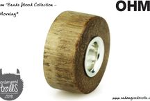 Ohm Beads Wood Collection / by Endangered Trolls