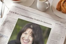 Communication Toolkit for Introverts / Teasing you for my soon to be released, Communication Toolkit for Introverts: Essential Skills for Everyday Business Success. Follow me on my blog and be one of the first to hear!