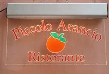 Our Restaurant / Ristorante Piccolo Arancio Roma Fontana di Trevi