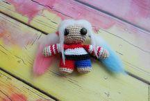 My Crochet toy