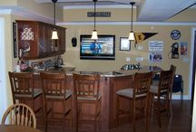 basement ideas / by Deb McCannon