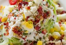 Banting salads