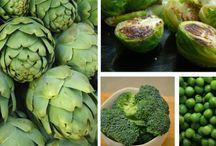 High Fibre meals/foods