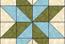 Quilt blocks / by Cheryl Fogg