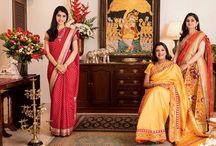 Vidhi Singhania / Fashion Designer, Revivalist, Handloom, Weaves, Elegant Sarees